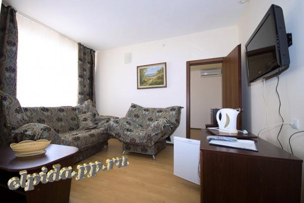 """Джемете гостиница """"Черноморская"""""""